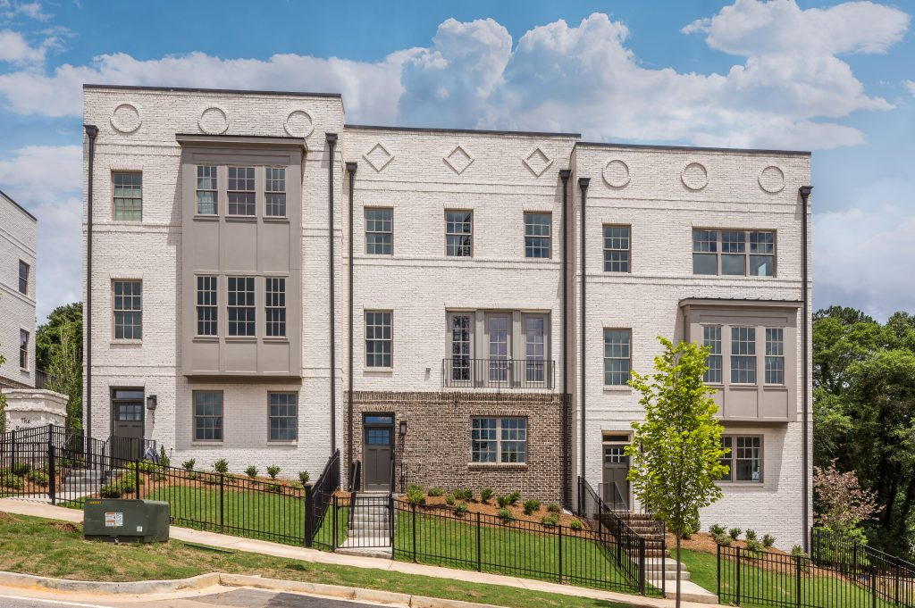 Summer move-in special happening in Sandy Springs townhomes - Reserve at City Center