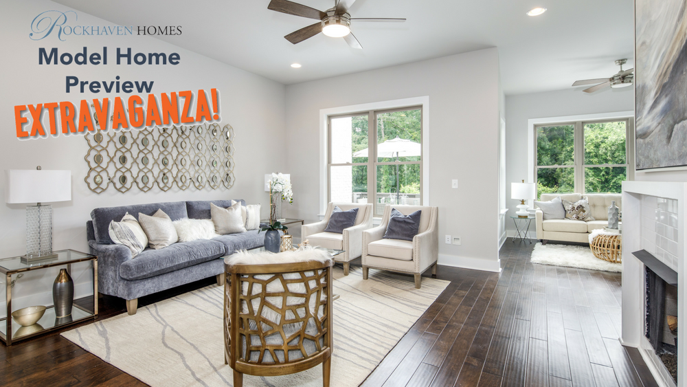 Model Home Preview Extravaganza 2018