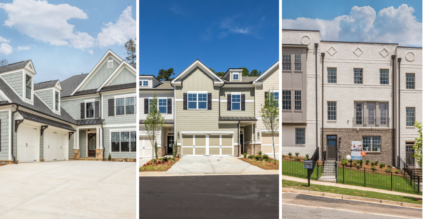 Tour Sandy Springs communities to visit during our Agent Model Home Preview