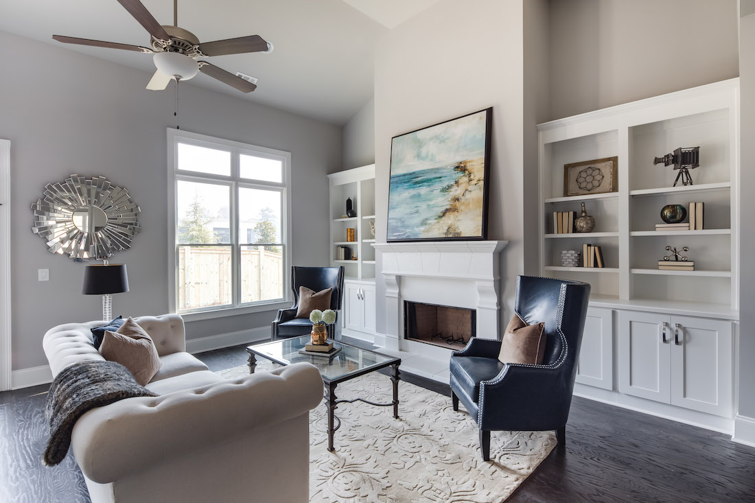 Discover luxurious townhouse living at 28th at Brookwood in Buckhead